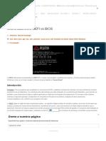 Diferencias Entre UEFI vs BIOS - Intelcoms de Celaya
