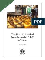 Use LPG Sudan