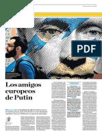 Los Amigos Europeos de Putin