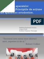 Clasificarea aparatelor ortodontice