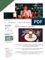 Los Rituales de Margui Centeno - Tarot_ Ritual de Las 7 Potencias _ Abre Caminos