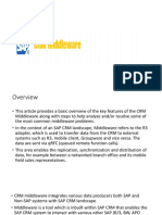 SAP CRM Middleware.pptx