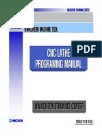 ENG NC Program Manual