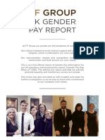 FF Group Gender Pay Gap Report