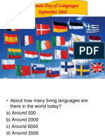 ED Languages pp 7, 8, 9 th