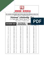 EE NST 2018 Final Keys