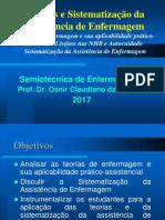 Teorias e Sistematização Da Assistência de Enfermagem 2017