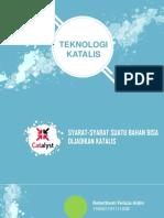 PPT Katalis Fix