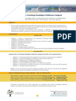 Programa 2018 Coaching Dialectico Integral
