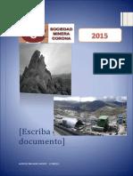 Sociedad Minera Corona S.a (Reparado)