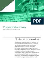 Programmable Money