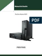 Manual Do Usuário - Positivo Informática