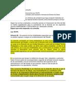 Art. 56 Ley de Base y Estatuto Docente