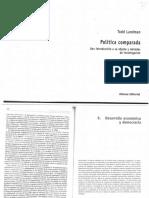Landman - Democracia y Desarrollo Económico