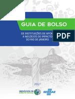 Guia de Bolso - De instituições de apoio a negócios de impacto do Rio de Janeiro