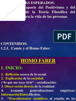 El Hombre Como Homo Faber 2018