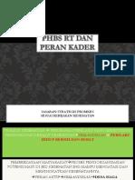 PHBS RT Dan Peran Kader