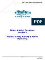 41667145625 Auditing and active monitoring