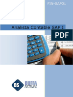 FIN-SAP01 Analista Contable