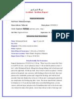 Accident Incident Report (Confidential) (2) (1)