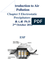 Chapter 5. Electrostatic Precipitators