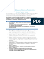 Diseño de Instalaciones Eléctricas Residenciales (2)
