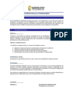 Form Formadores UTPL