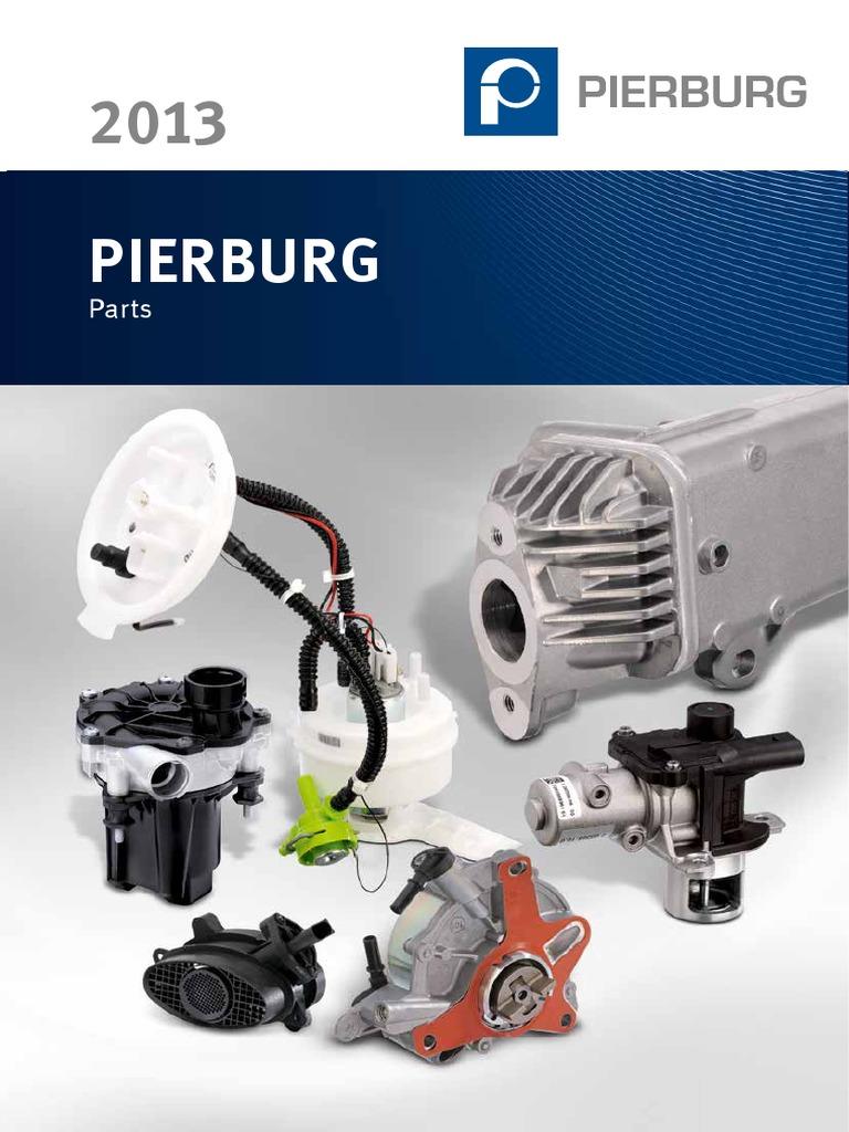 Turbolader Pierburg 7.03088.01.0 Druckwandler