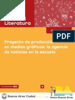 PNES - Lengua y Literatura - Agencia de Noticias - Def