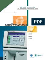 GEM Premier 3000 With IQM Brochure FINAL