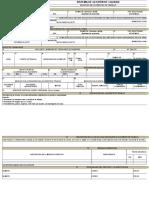 Formatos RM-050