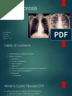 cystic fibrosis- patient presentation