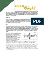 The Basics of Flight