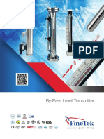 EFX by-Pass Level Transmitter