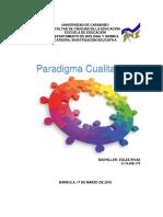 paradigma cualitativo