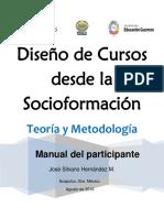 2.O Manual Del Participante-Diseño de Cursos Desde La Socioformacion 2.0 RESALTADO