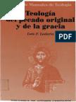 Landaria, Luis f - Teologia Del Pecado OrIginal y de La Gracia - Sapientia Fidei