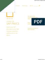 SAP PM_CS - Movilizer