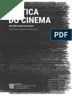 Critica Do Cinema Reflexões sobre um discurso