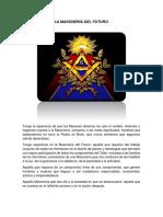 Masoneria Futuro
