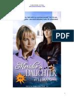 LJ Maas - La hija de Meridio.pdf