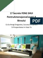 17 Secrete FENG SHUI Pentru Amenajarea Casei Si a Biroului.compressed