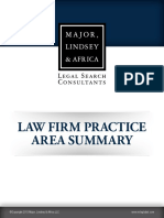 Lawfirm Practice Are a Summary PDF