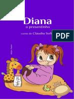 Diana, o presentinho