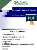 Mkt de Servicios