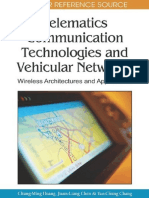 Telematics Wireless Architecture and Application(2010) GOOD Lecture