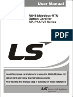 SV-iP5A or IV5 User Manual