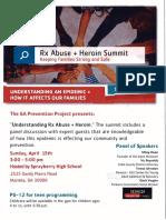 rx abuse   heroine summit