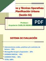 Métodos y Ténicas de Planificación_Clase 02