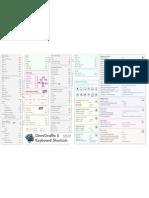 OmniGraffle 5 Keyboard Shortcuts